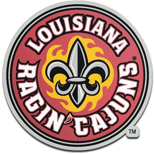 Stockdale University of Louisiana at Lafayette Laser-Cut Auto Emblem