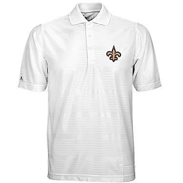c0f611fe Antigua Men's New Orleans Saints Illusion Polo Shirt
