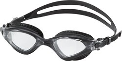 Speedo Adults' MDR 2.4 Elastomeric Swim Goggles