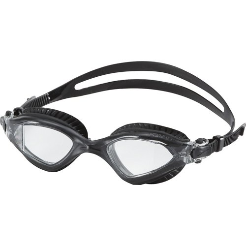 Speedo Adults' MDR 2.4 Elastomeric Swim Goggles