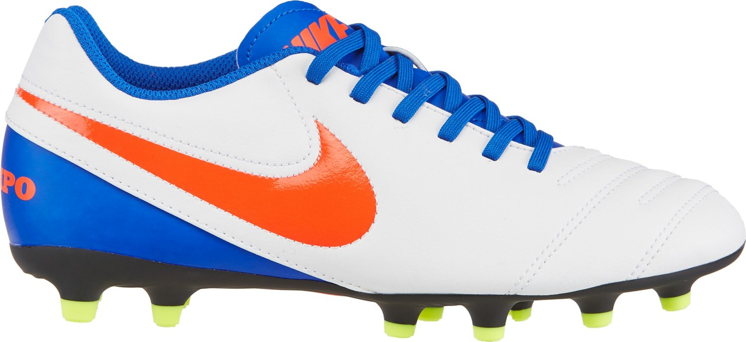 f3332dcfbb4 Display product reviews for Nike Women s Tiempo Rio III FG Soccer Cleats