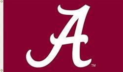 BSI University of Alabama 3' x 5' Flag