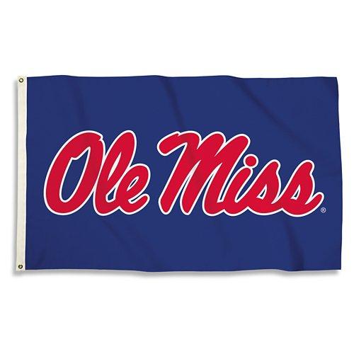 BSI University of Mississippi 3' x 5' Flag