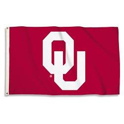 BSI University of Oklahoma 3'H x 5'W Flag