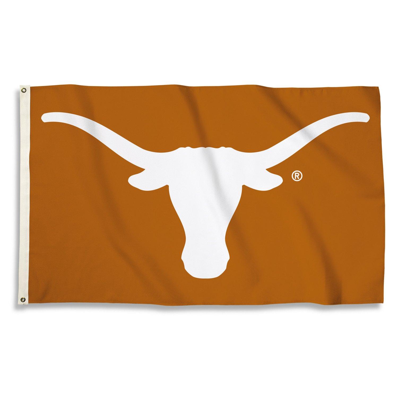 University Of Texas Mascot >> Bsi University Of Texas 3 H X 5 W Mascot Flag