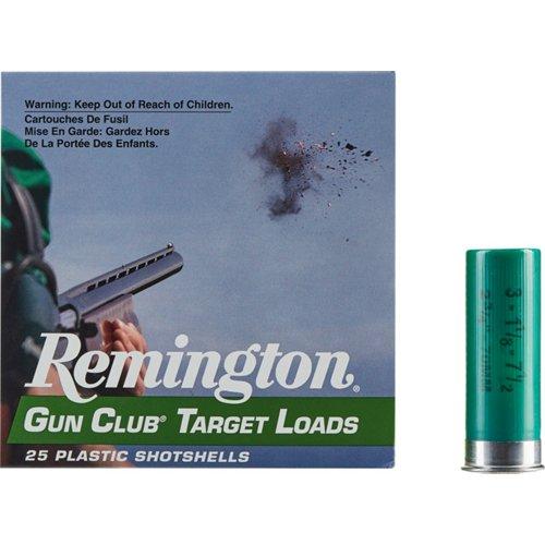 Remington Gun Club Target Load 12 Gauge 7.5  Shotshells