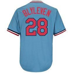 Majestic Men's Minnesota Twins Bert Blyleven #28 Cool Base Cooperstown Jersey