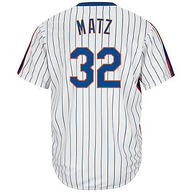 huge discount b6ce7 59947 Majestic Men's New York Mets Steven Matz #32 Cool Base Cooperstown Jersey