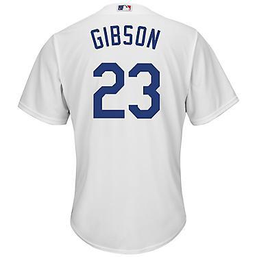 online retailer f1205 39c94 Majestic Men's Los Angeles Dodgers Kirk Gibson #23 Cool Base Replica Jersey