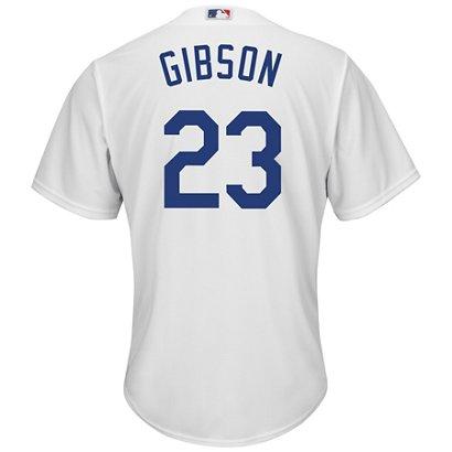 Majestic Men s Los Angeles Dodgers Kirk Gibson  23 Cool Base Replica ... c5e8b668398