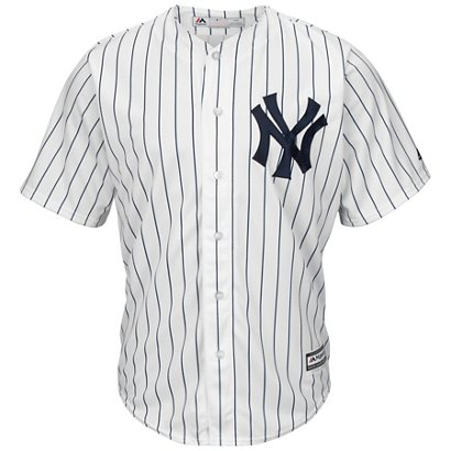 8a765576b Majestic Men s New York Yankees Luis Severino  40 Number Only Cool Base  Replica Jersey