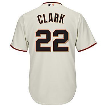 hot sales ffdb0 5f433 Majestic Men's San Francisco Giants Will Clark #22 Cool Base Replica Jersey