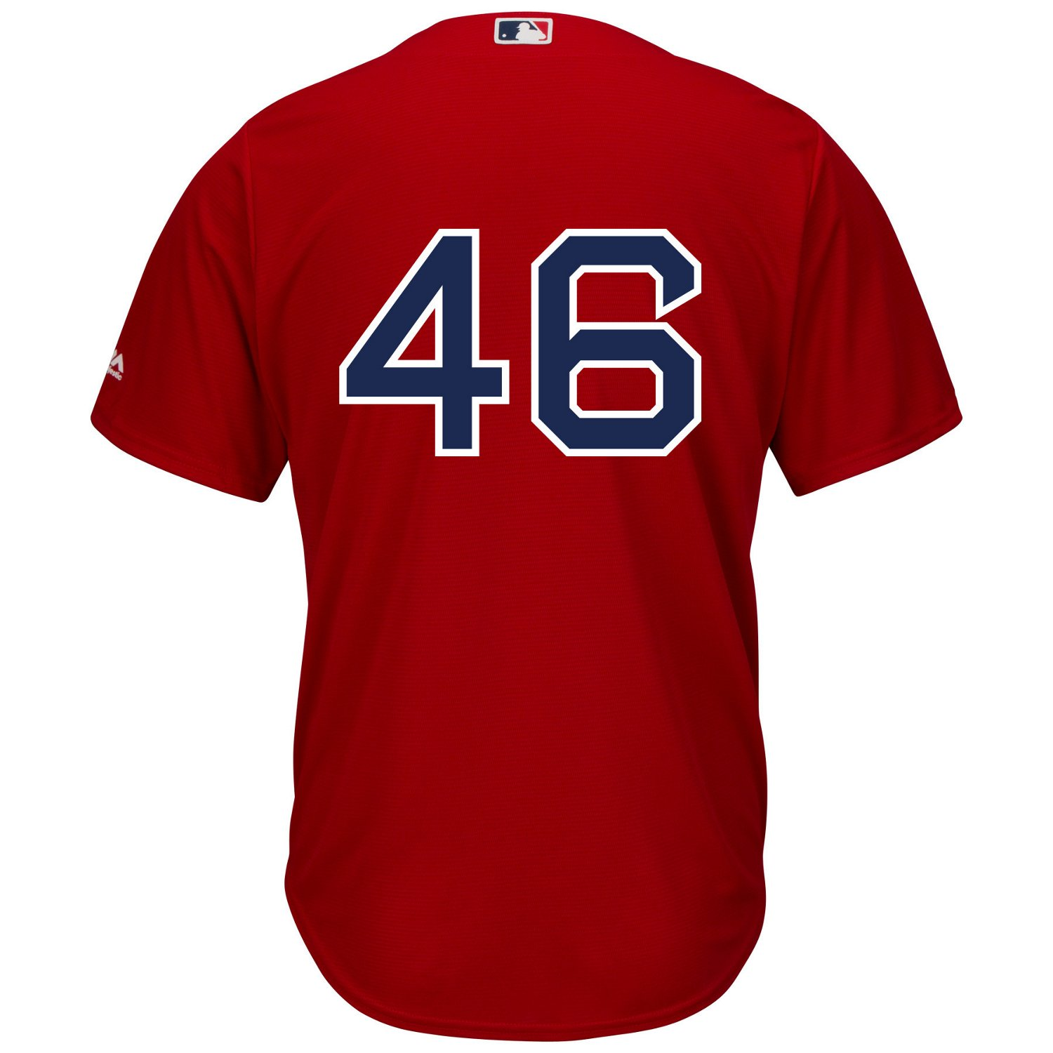 61fb50b55 Majestic Men s Boston Red Sox Craig Kimbrel  46 Cool Base Home Number Only  Jersey