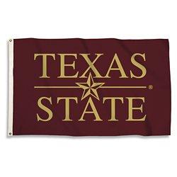 BSI Texas State University 3'H x 5'W Flag