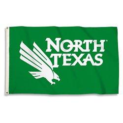 BSI University of North Texas 3'H x 5'W Flag