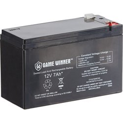 12V 7 Ah Feeder Battery
