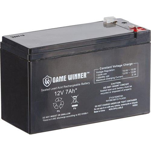 Game Winner®  12V 7 Ah Feeder Battery