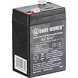 Game Winner®  6V 4 Ah Feeder Battery