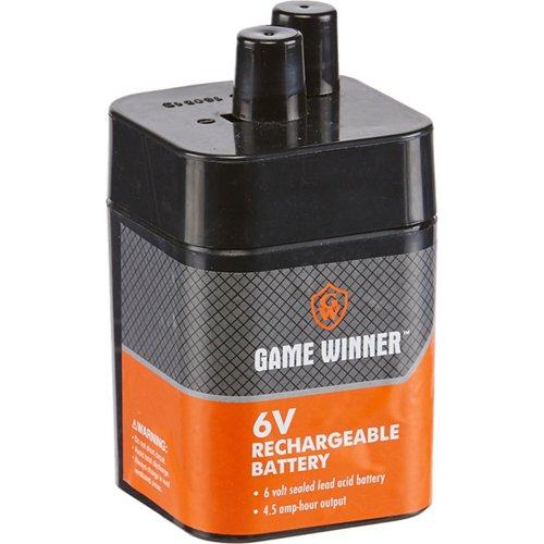 Game Winner®  6V 4.5 Ah Feeder Battery Coil
