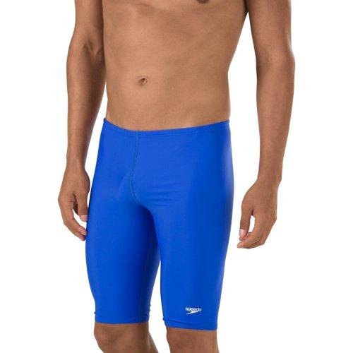 Speedo Men's PowerFLEX Eco Solid Swim Jammer