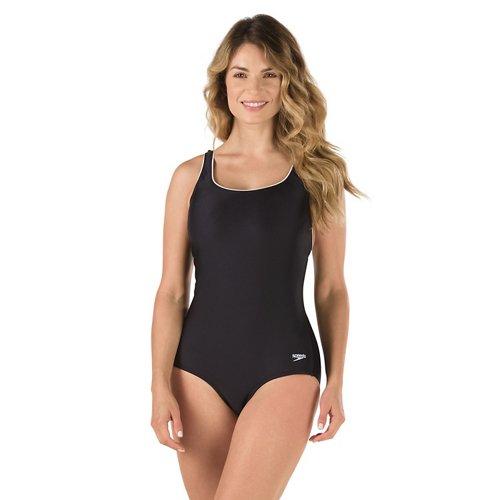 Speedo Women's Hydro Bra Ultraback 1-Piece Swimsuit