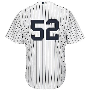 new styles 2ddf3 790d1 Majestic Men's New York Yankees CC Sabathia #52 Cool Base® Jersey