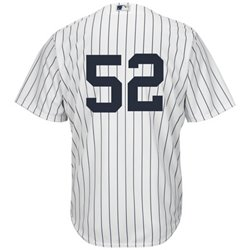 Majestic Men's New York Yankees CC Sabathia #52 Cool Base® Jersey