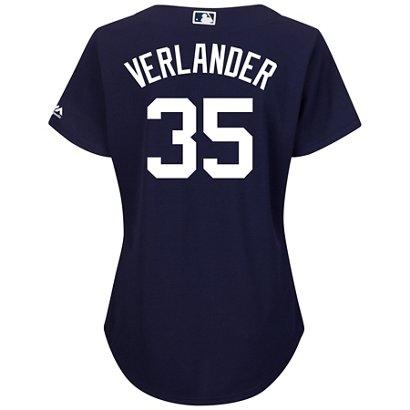 c5ee97053 Majestic Women s Detroit Tigers Justin Verlander  35 Authentic Cool ...