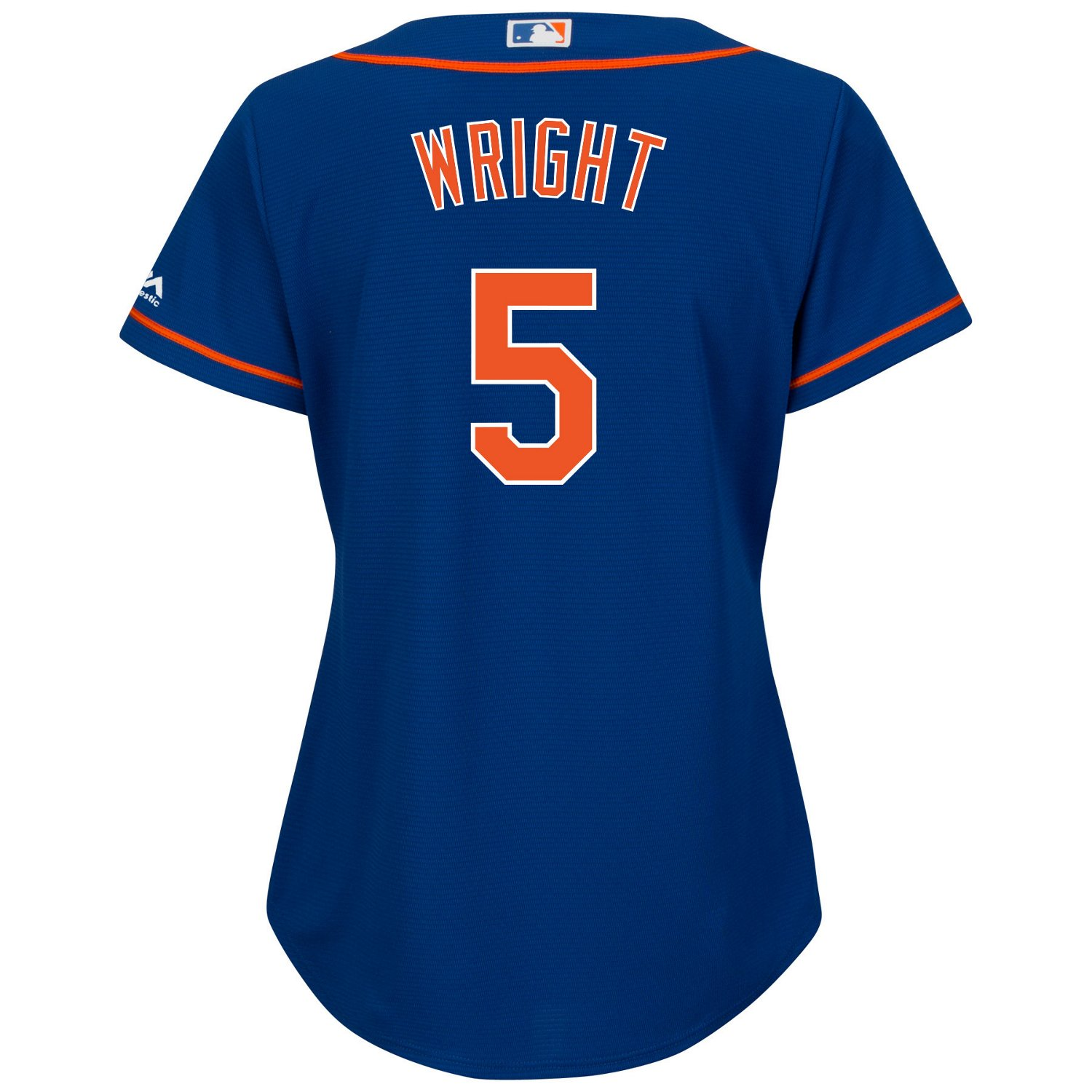 c52ea6b68 ... coupon for majestic womens new york mets david wright 5 cool base  replica jersey academy 2d178