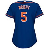 db51d79d3 Women s New York Mets David Wright  5 Cool Base® Replica Jersey