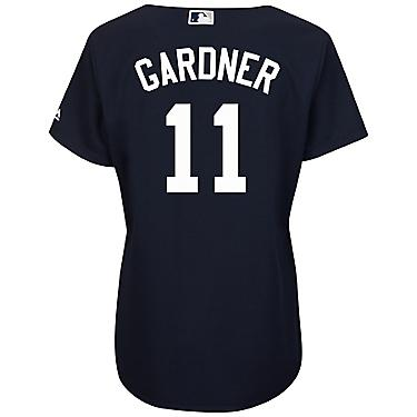 new style 3558f ab071 Majestic Women's New York Yankees Brett Gardner #11 Cool Base® Replica  Jersey