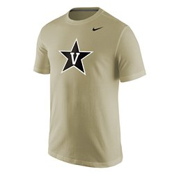 Nike™ Men's Vanderbilt University Logo T-shirt