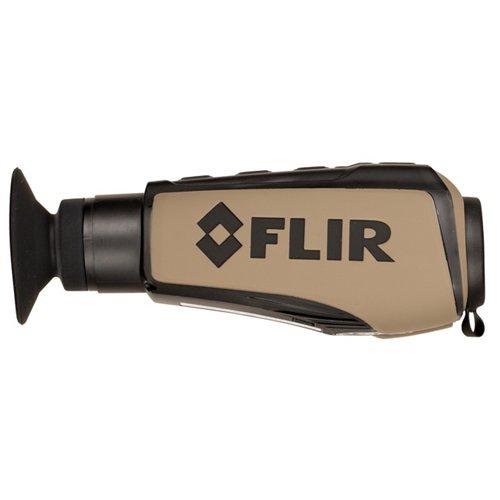 FLIR® Scout III 640 Series 2 - 4 x 13 Thermal Night Vision Monocular
