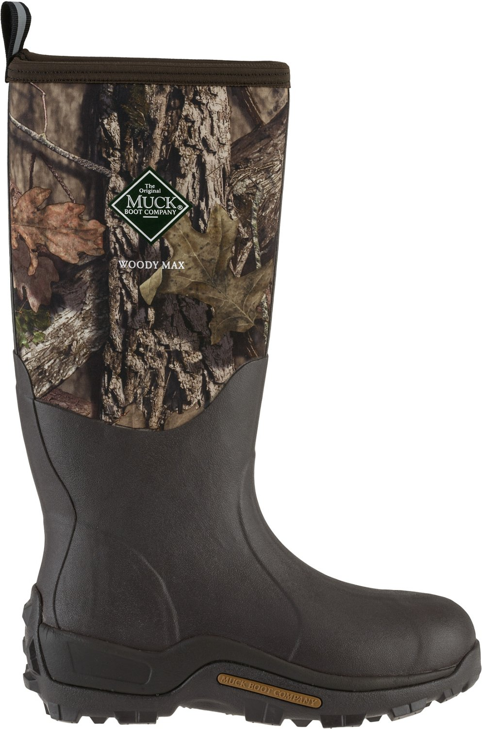 Display product reviews for Muck Boot Men's Woody Max Cold Conditions  Hunting Boots