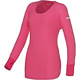 ea43cb5f2cb Women's Run Long Sleeve Mesh Back Top