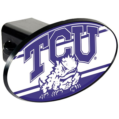Great American Products Texas Christian University Trailer Hitch Cover