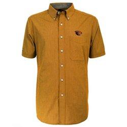 Men's Oregon State University League Short Sleeve Shirt