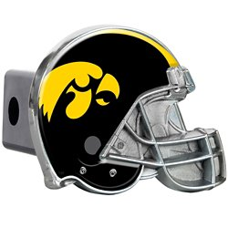 Great American Products University of Iowa Helmet Trailer Hitch Cover