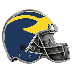 Great American Products University of Michigan Helmet Trailer Hitch Cover