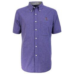 Antigua Men's University of Tulsa League Short Sleeve Shirt