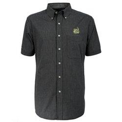 Antigua Men's University of North Carolina at Charlotte League Short Sleeve Shirt