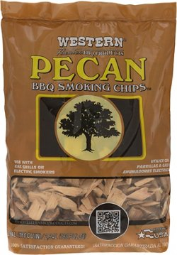 Western Pecan Barbecue Smoking Chips
