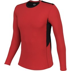 Men's Long Sleeve Fitted Compression T-shirt