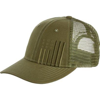 7db03055 Academy Sports + Outdoors Men's Flag Trucker Hat | Academy