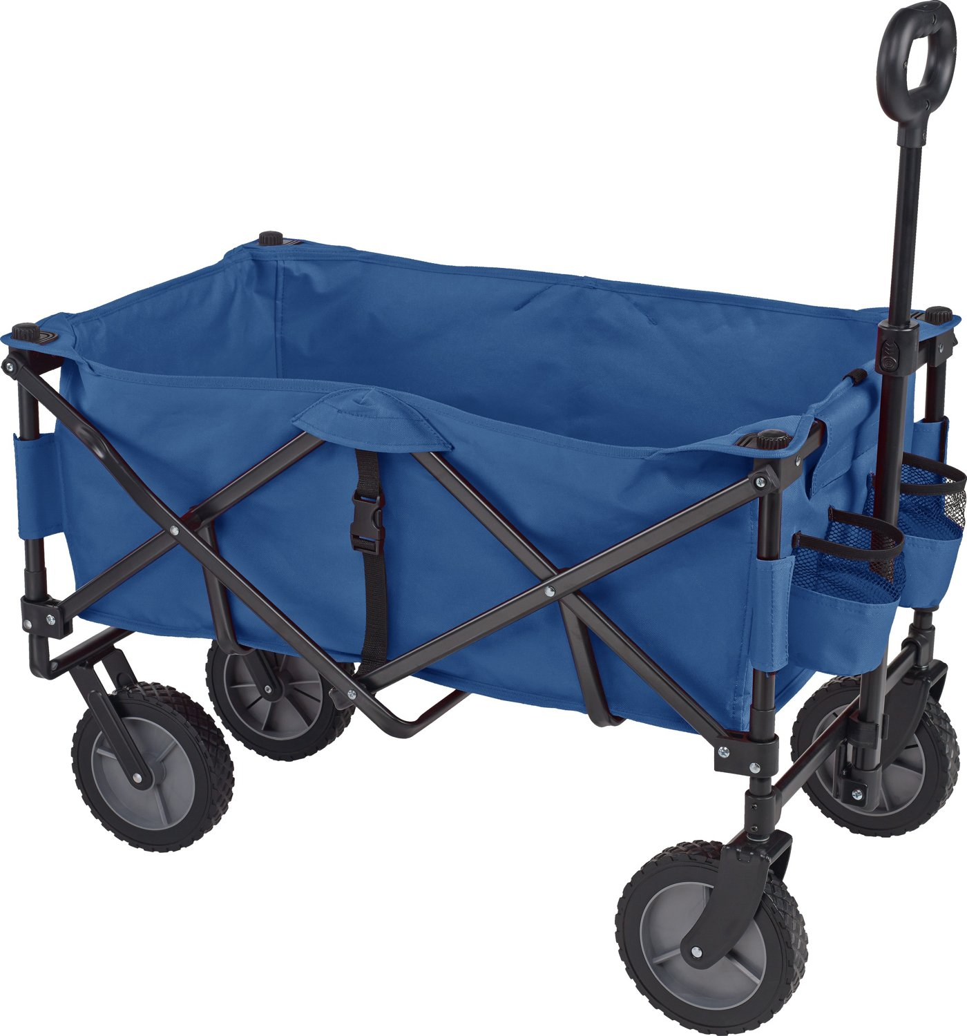 71d83b0984c1 Academy Sports + Outdoors Folding Sport Wagon with Removable Bed