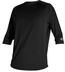 Young Men's 3/4 Sleeve Performance Shirt