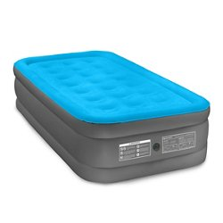 Air Comfort Camp Mate Twin Size Raised Air Mattress