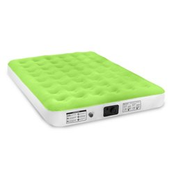 Air Comfort Dream Easy Queen Size Air Mattress with Built-in Pump