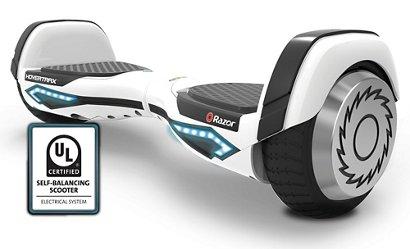 Razor Hovertrax 2 0 Hoverboard Self Balancing Smart Scooter Academy