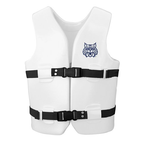 TRC Recreation Kids' University of Arizona Super Soft™ Life Vest